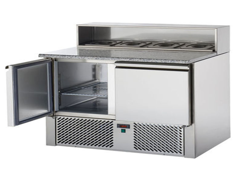 Refrigerating pizza counter-Tecnodom
