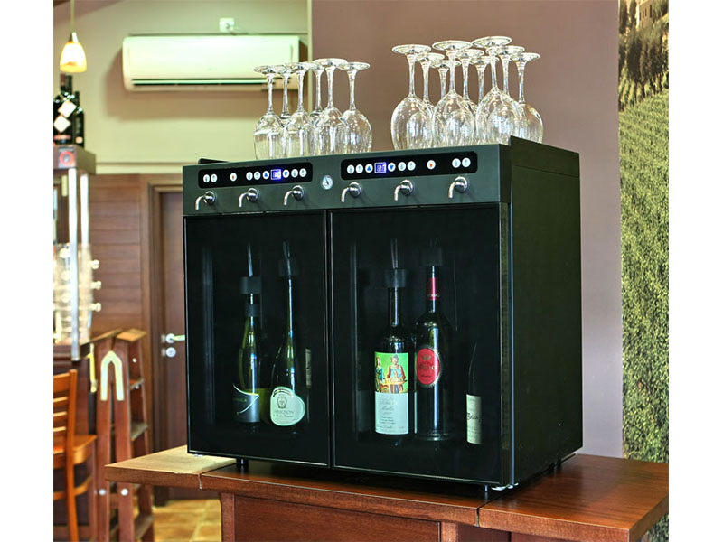 Wine dispenser-Enovitis