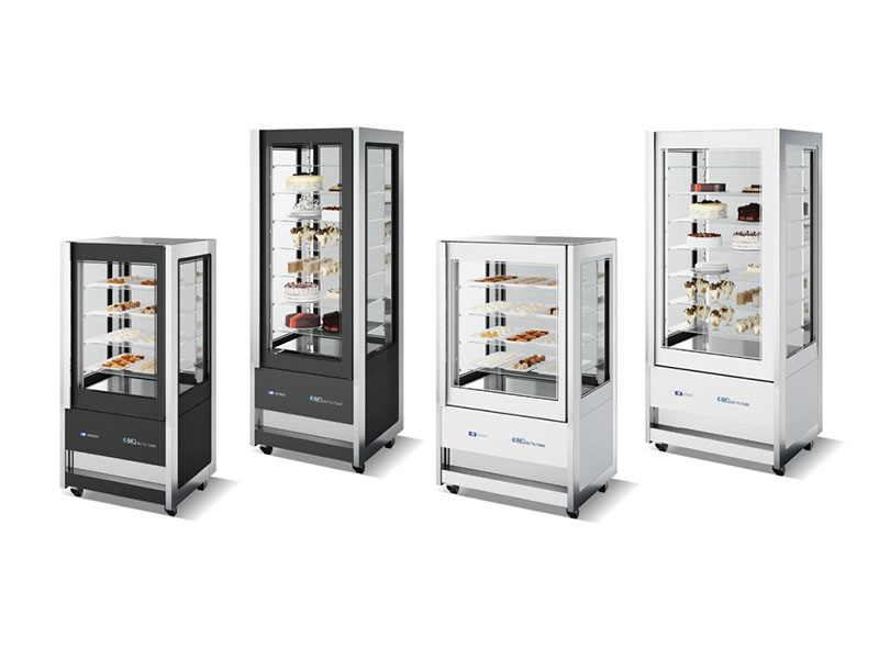 Refrigerating cabinet for cakes-Isa