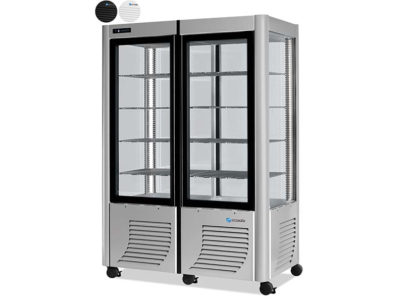 Refrigerating cabinet for cakes-Scaiola