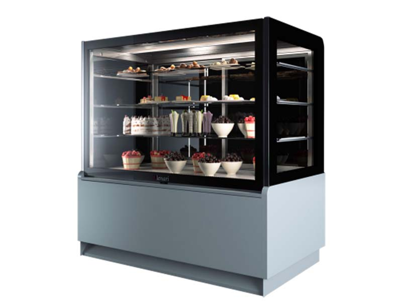 Refrigerating cabinet for cakes-Lenari