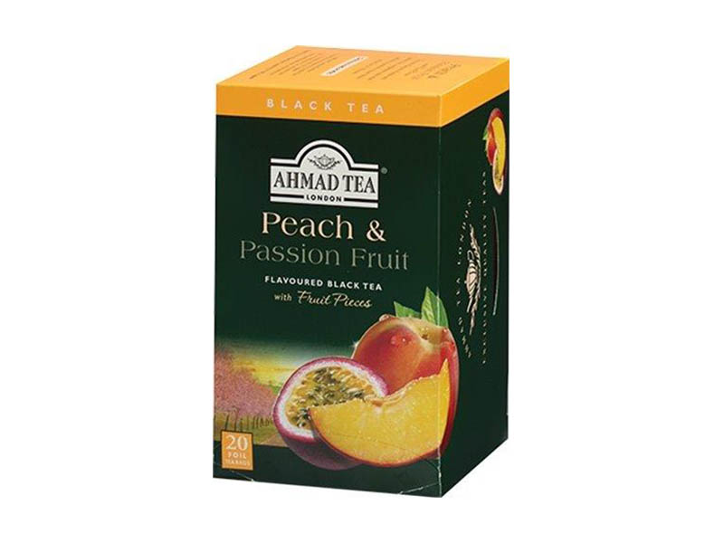 Peach&Passion fruit